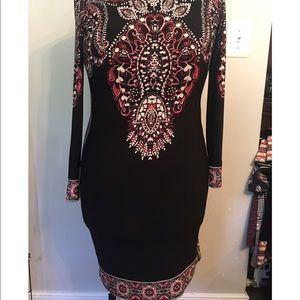 International Concepts Long Sleeved Dress